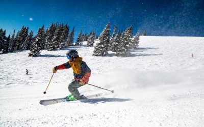 Four exercises to help prevent skiing injuries